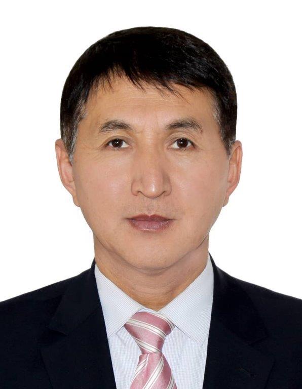 Кенжетаев Орозбек Токтобаевич