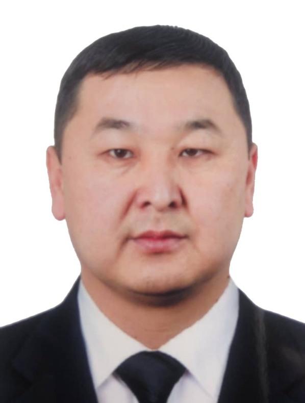 Ташматов Жоодарбек Беделбаевич