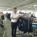 Омурбек Назаров - директор Швейной фабрики Планета Максимус (Бишкек)