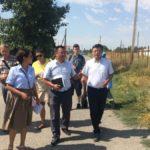 Программа ОРОП. Посещение животноводческого комплекса ОсОО Кыргыз корм, август 2017г.