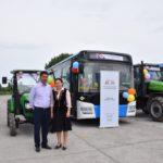Руководители компаний - гарантополучателей (производство тракторов и сборка автобусов)