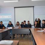 Встреча М. Абакирова со студентами в Ресурсном центре Нарынского государственного университета, сентябрь 2017г - 2