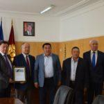 Встреча в Полномочном представительства Правительства КР в Нарынской области, сентябрь 2017г.