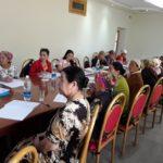Женское предпринимательство. Семинар в Баткене, сентябрь 2017г.