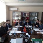 Заседание Консультативного совета, декабрь 2017г.