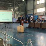 А.Кожобаев на семинаре НБКР в Оше