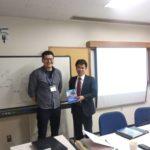 Эрик Таласбаев презентует книгу Доступ к финансам МСП. Гарантийный фонд в Японии