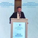 М.Абакиров на международной конференции в Стамбуле, 16-18.04.2019 - 1